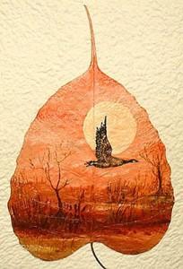 Leaf_Painting